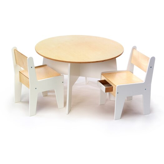 Offi Kids' Play-a-Round Table