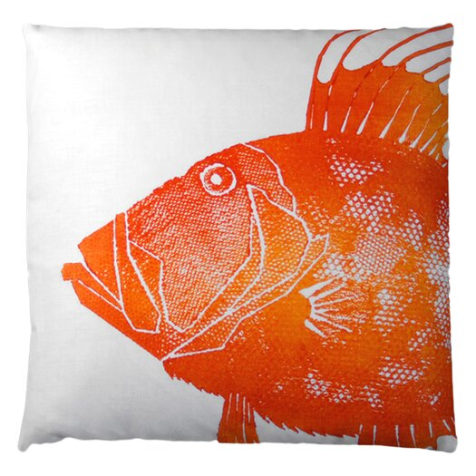 Dermond Peterson Dory Linen Throw Pillow