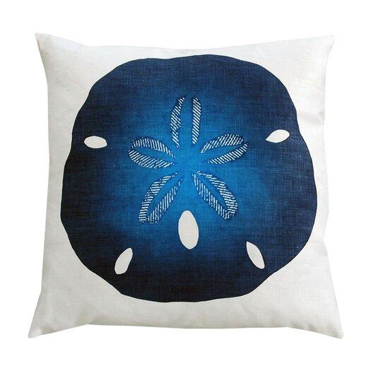 Dermond Peterson Sand Dollar Linen Throw Pillow