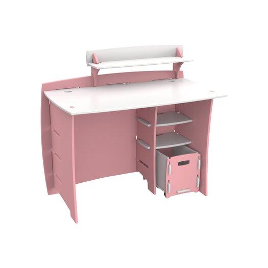 Legare Furniture Princess Computer Desk With Accessory