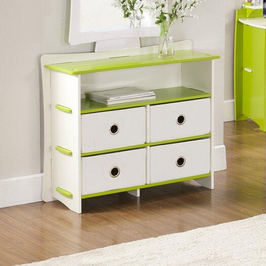 Legare Furniture Legare 4-Drawer Dresser