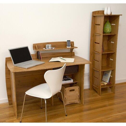 "Legare Furniture Sustainable Series 59"" Standard Bookcase"
