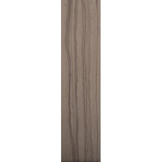 """Emser Tile Metro 3"""" x 6"""" Marble Wood Tile in Taupe"""