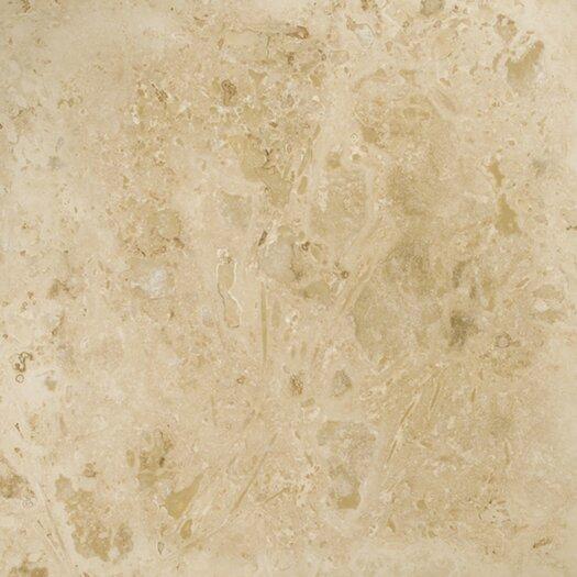 "Emser Tile Trav Pendio 16"" x 16"" Travertine Field Tile in Beige"