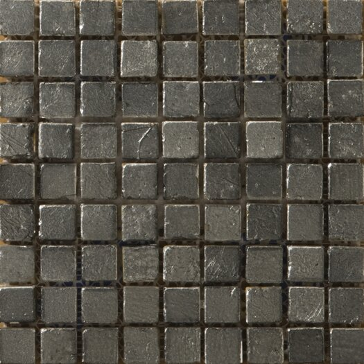 "Emser Tile Treasure 0.63"" x 0.63"" Travertine Mosaic Tile in Reserve"