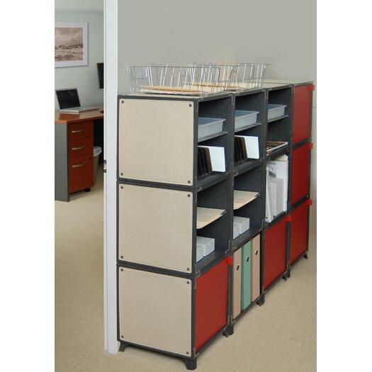 Office Supply 5 Door Storage Cabinet