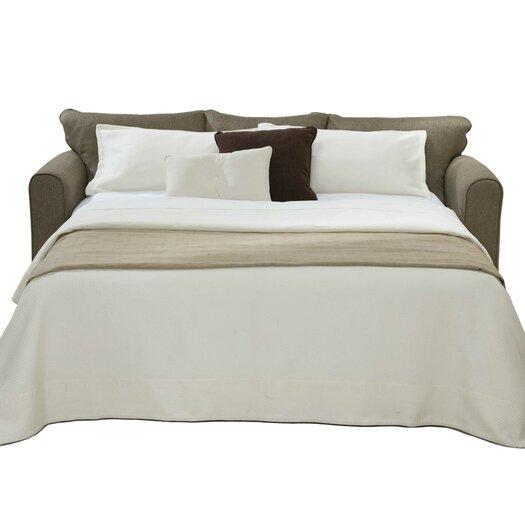 Serta Upholstery Modern Sleeper Sofa