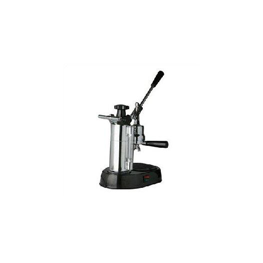 La Pavoni Europiccola 8 Cup Espresso Machine with Base