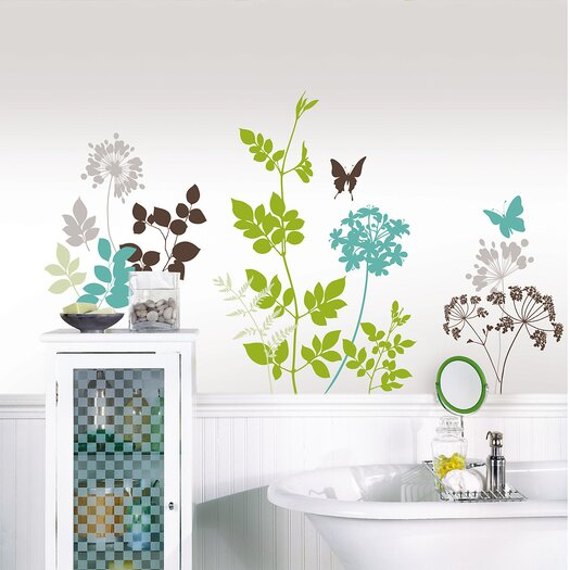 WallPops! WallPops Kits Sheets Habitat Wall Decal