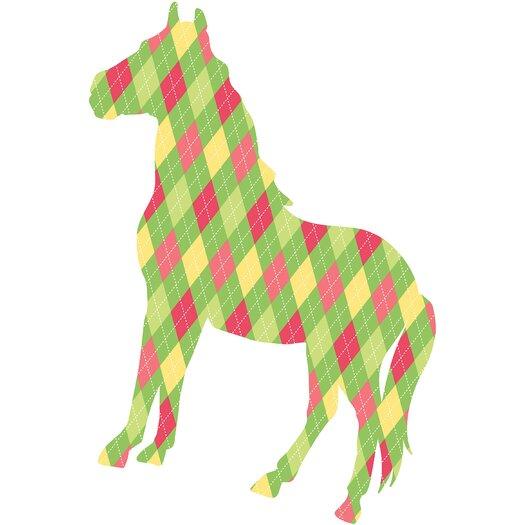 WallPops! WallPops Kits ZooWallogy Addison The Horse Wall Decal