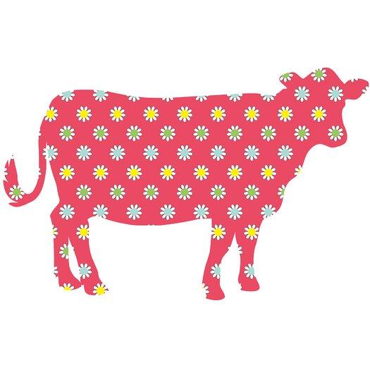 WallPops! WallPops Kits ZooWallogy Dakota The Cow Wall Decal