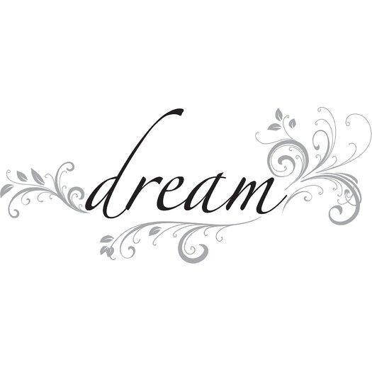 WallPops! Wall Art Kit Dream Wall Decal
