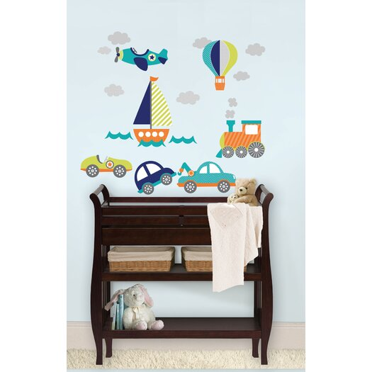 WallPops! Wall Art Kit on The Go Wall Decal