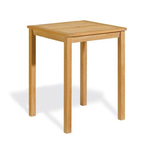 Oxford Garden Hampton Counter Height Bar Table