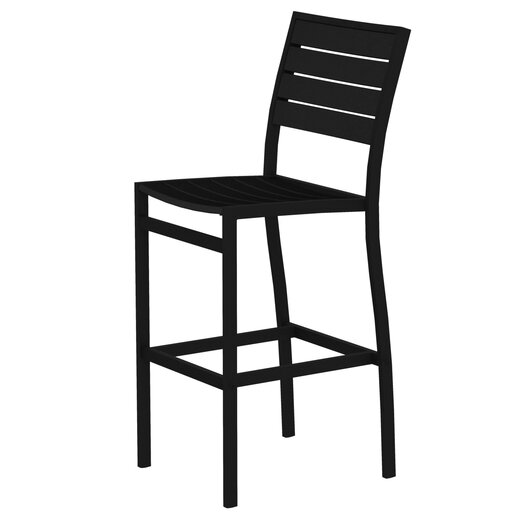 "POLYWOOD® Euro 30"" Bar Stool"
