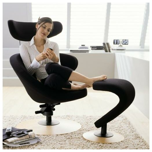 Varier Peel Recliner Chair