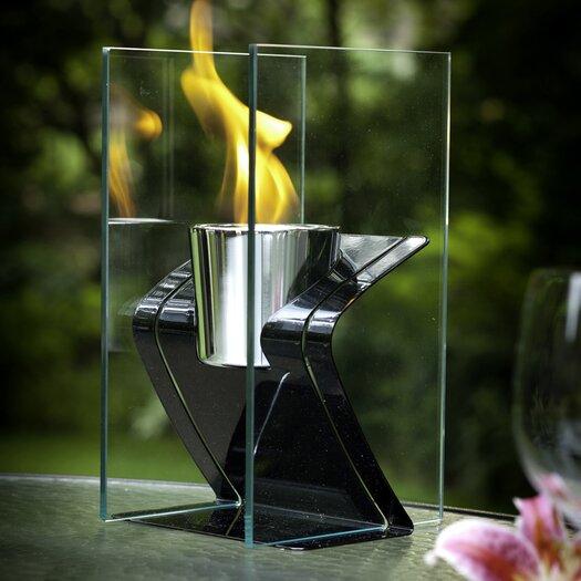 Decorpro Zed Bio-Ethanol Tabletop Fireplace