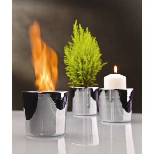 Decorpro Accessories Round Pot Planter