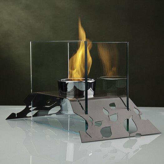 Decorpro Leaf Bio-Ethanol Fireplace