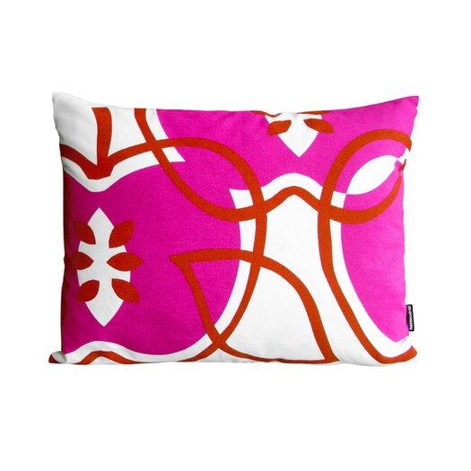 notNeutral Home Accessories Apples Cotton Lumbar Pillow