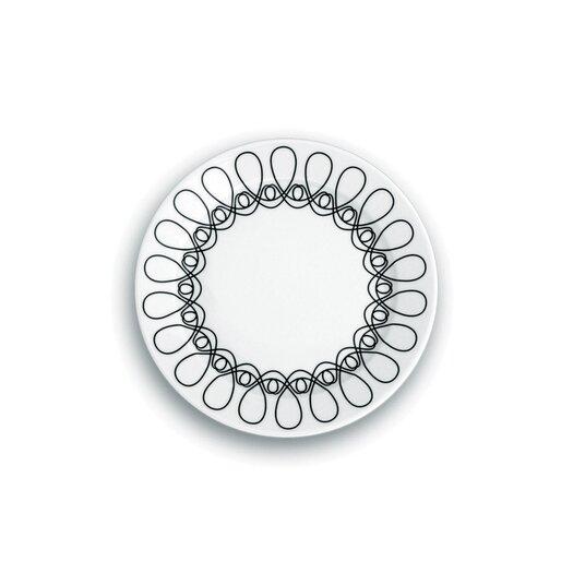 "notNeutral Ribbon 8.25"" Salad Plate"