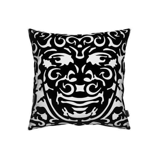 Triton Cotton Throw Pillow