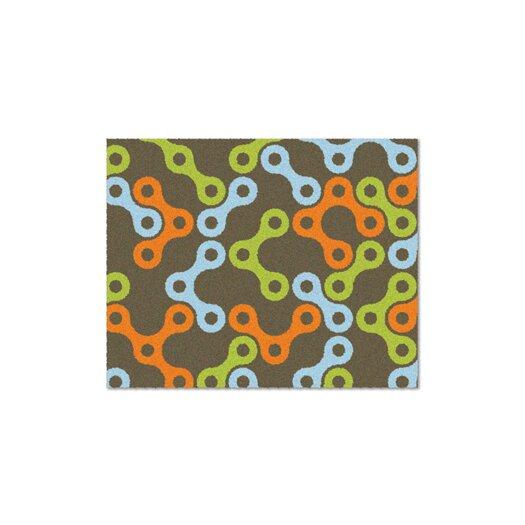 notNeutral Links Multicolor Rug