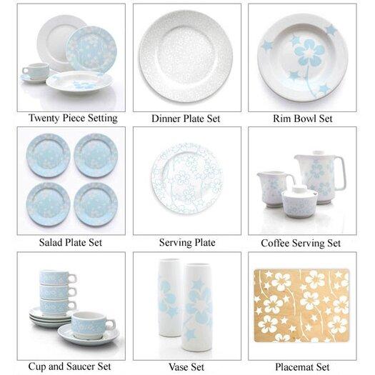 notNeutral Flora Dinnerware Collection