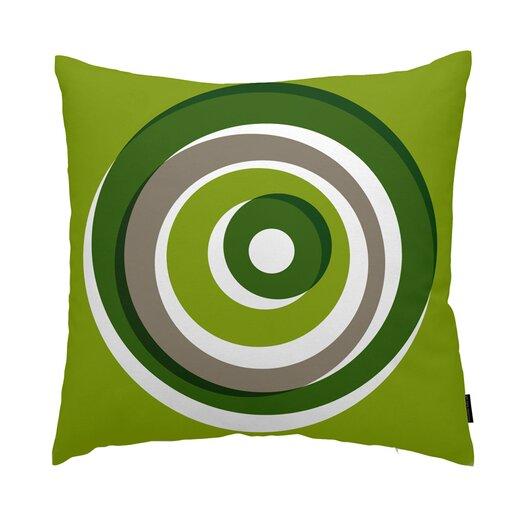 notNeutral Eccentric Cotton Throw Pillow