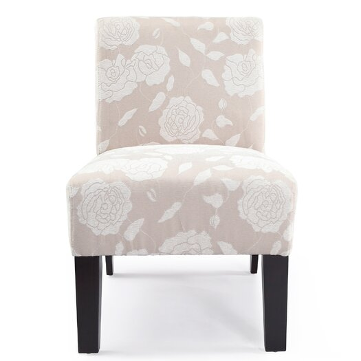 DHI Deco Rose Slipper Chair