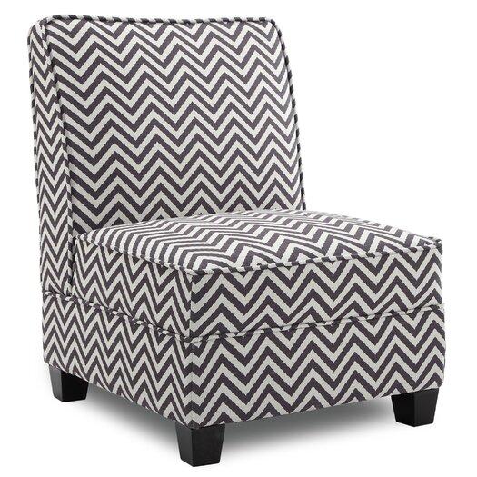 DHI Ryder Ziggi Slipper Chair