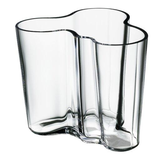 iittala Alvar Aalto Short Vase
