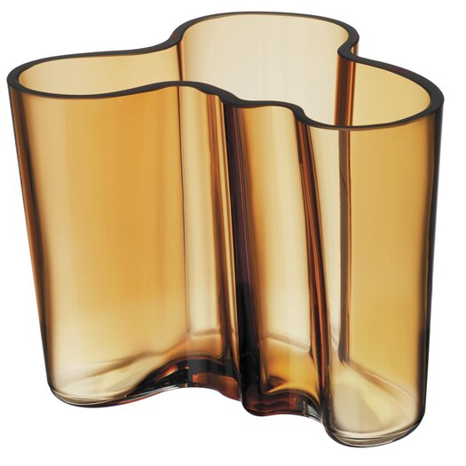 iittala alvar aalto desert vase allmodern. Black Bedroom Furniture Sets. Home Design Ideas