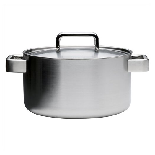 Tools Stainless Steel 4 Qt. Casserole With Lid