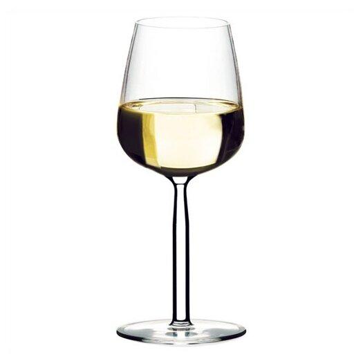 Senta Set of Two 10 Oz. White Wine Glasses