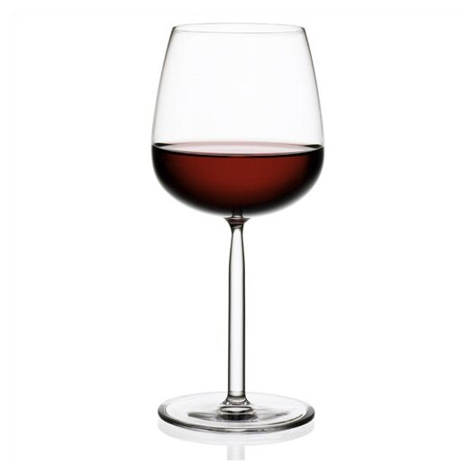 Senta Set of Two 13 Oz. Red Wine Glasses