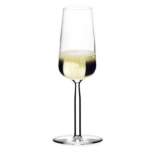 Senta Set of Two 7 Oz. Champagne Glasses