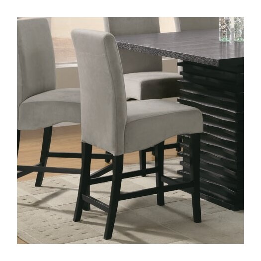 "Wildon Home ® Brownville 24"" Bar Stool with Cushion"