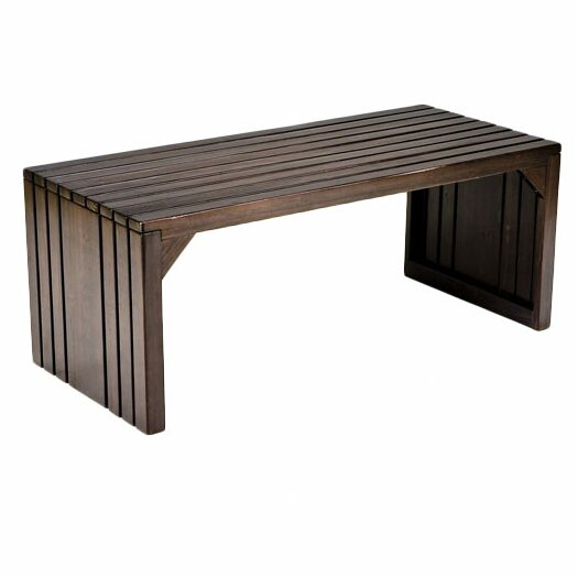 Wildon Home ® Wakefield One Seat Bench