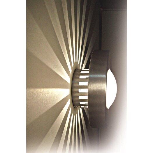 Wildon Home ® Burst 1 Light Sconce