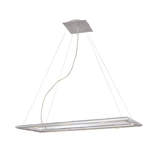Wildon Home ® Forma 6 Light Pendant