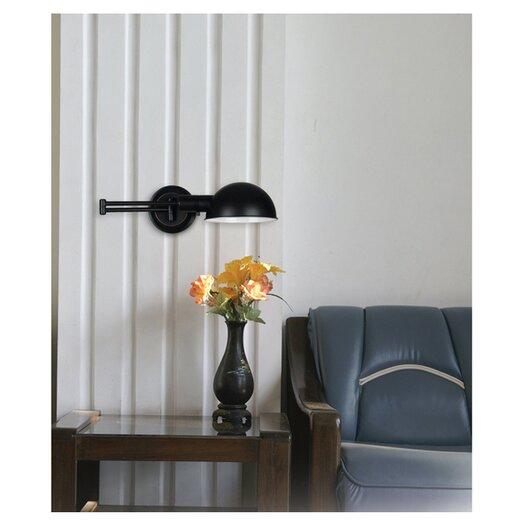 Wildon Home ® Frye 1 Light Swing Arm Wall Lamp