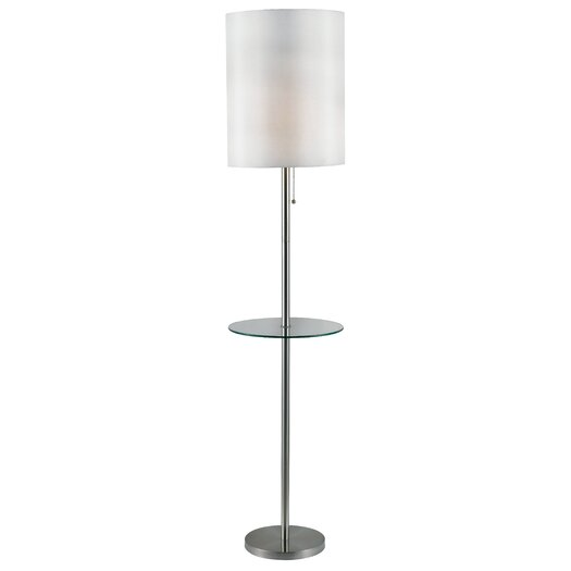 Wildon Home ® Exhibit 1 Light Floor Lamp