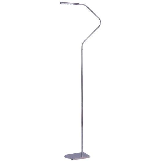 Wildon Home ® Bently 4 Light LED Floor Lamp