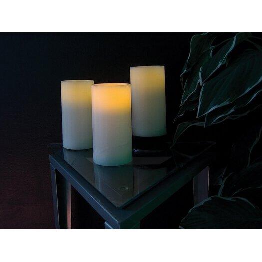 Wildon Home ® Battery LED Pillar Candle