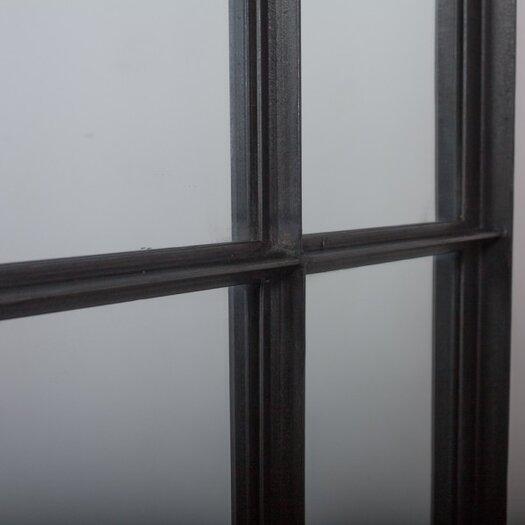 Wildon Home ® Brooklyn Window Mirror