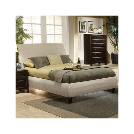 Wildon Home Applewood Sleigh Customizable Bedroom Set Allmodern