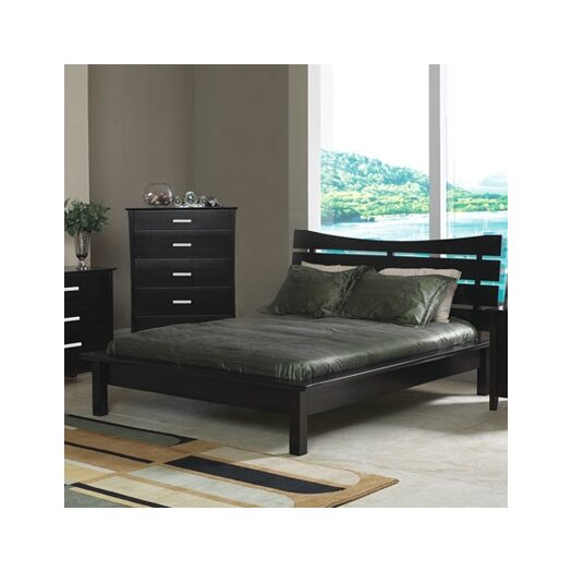 Wildon Home Newport Queen Platform Customizable Bedroom Set Allmodern