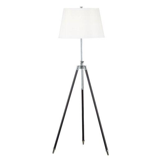 "Wildon Home ® Corduba 62"" H Floor Lamp"