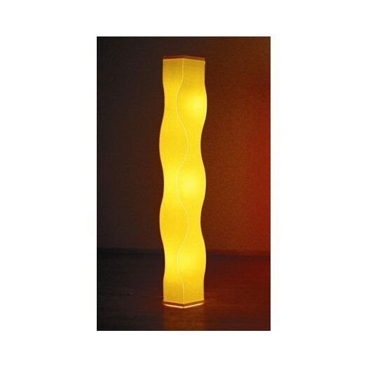 "Roland Simmons Lumalight 76"" Floor Lamp"